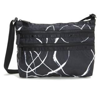 [LeSportsac]ショルダーバッグ QUINN BAG ブラック系
