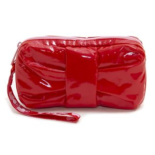 [LeSportsac×HelloKitty]ポーチ BOW CLUTCH レッド