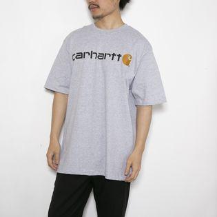 Lサイズ[CARHARTT]Tシャツ M HW S/S GRAPHIC T-SHIRT グレー