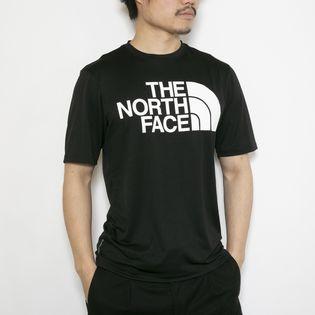 Sサイズ[THE NORTH FACE]Tシャツ M FLEX2 BIG LOGO S/S ブラック