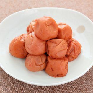 【1.6kg】紀州南高梅 しそ漬け 3L以上大玉(塩分約10%)
