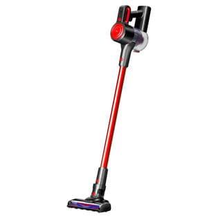 【カラー:レッド】掃除機 サイクロン掃除機 充電式掃除機 サイクロン式コードレスクリーナー