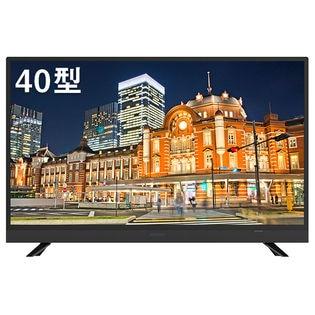 maxzen(マクスゼン) 40V型 地上・BS・110度CSデジタルフルハイビジョン液晶テレビ