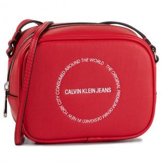 カルバンクライン ショルダーバッグ K60K606160 XA9 色:RED