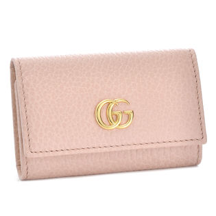【GUCCI】キーケース/PETITE MARMONT【PERFECT PINK】