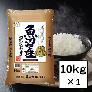 【10kg】新潟県 魚沼産 コシヒカリ令和2年産