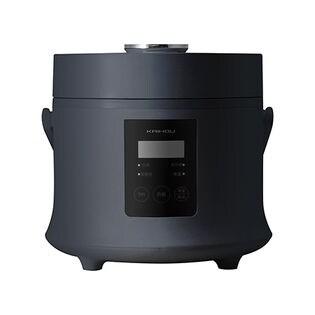 マイコン式3合炊き炊飯器【ブラック】  KH-SK500BK