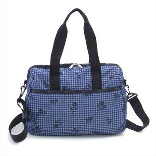 [LeSportsac]ボストンバッグ HARPER BAG ブルー系