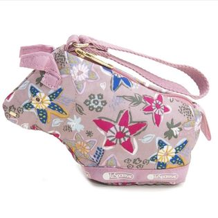 [LeSportsac]バッグチャーム OXEN CHARM ピンク系