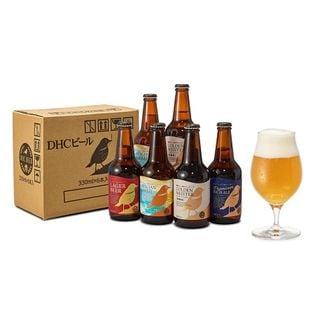 DHCビール飲み比べ6本セット [B-GW2LP1]