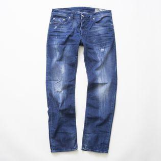 W33×L32サイズ [DIESEL]ストレートデニム SAFADO BLUE