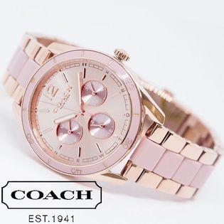 COACH コーチ 腕時計 レディース PRESTON