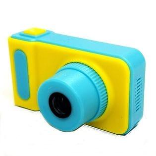 キッズデジタルカメラ ブルー /イエロー