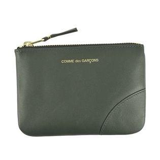 コムデギャルソン コインケース SA8100 CLASSIC GREEN-グリーン