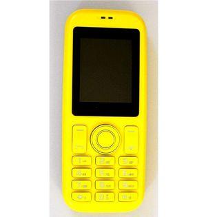 mini R phone2 スマホ子機 Bluetooth接続 イエロー