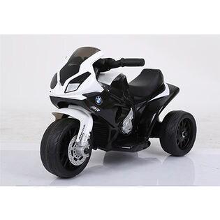 【ブラック】こども用電動乗用 BMW S1000RR