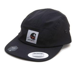 [CARHARTT]キャップ HAYES CAP BLACK