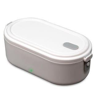 ROOMMATE 電気弁当箱 HITORI炊き RM-110TE-WH