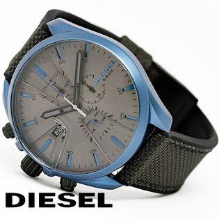 DIESEL ディーゼル 腕時計 MS9 クロノグラフ