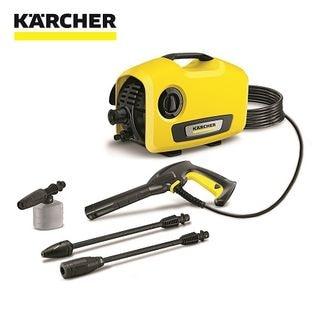 ケルヒャー高圧洗浄機 K2サイレント