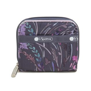[LeSportsac]財布 CLAIRE WALLET グレー系