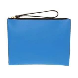 マルニ クラッチバッグ PHMO0001U1 LV589 Z2A87 色:GREEN/BLUE