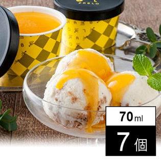 【計7個】チーズタルト専門店PABLO チーズタルトアイス(AH-PC7)