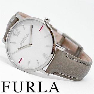 FURLA フルラ腕時計 レディース GIADA グレージュ