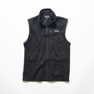 Sサイズ[patagonia]フリースベスト M'S BETTER SWEATER VEST 黒