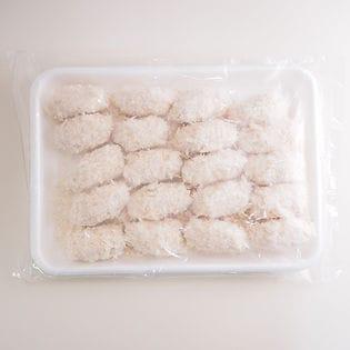 牡蠣フライ(パン粉付き)20個  冷凍便