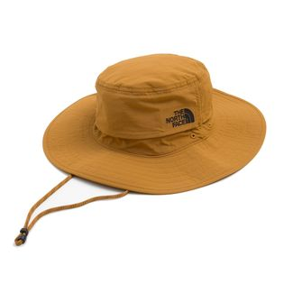 S-Mサイズ[THE NORTH FACE]ハット HORIZON BRIMMER HAT オーク