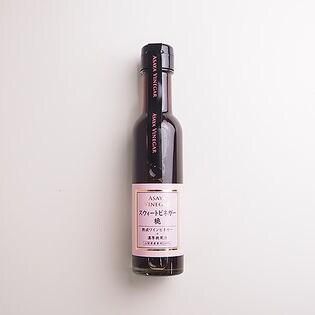 スウィートビネガー(桃)(熟成ワインビネガー+濃厚桃果汁)150ml 国産 常温便