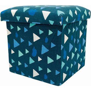 【トライアングル】SCANDINAVIAN FOREST 座ってしまえて畳める便利ボックス