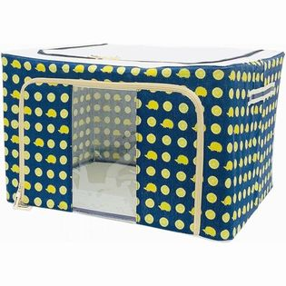 【レモン2個セット】SCANDINAVIAN FOREST 窓付収納ボックス