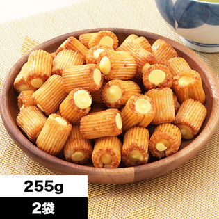 【255g×2袋】<業務用>カマンベールチーズあられ