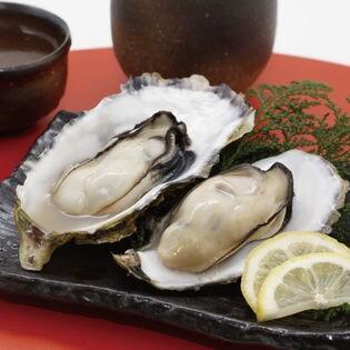 【三陸牡蠣のカンカン焼きセット】サイズ混合