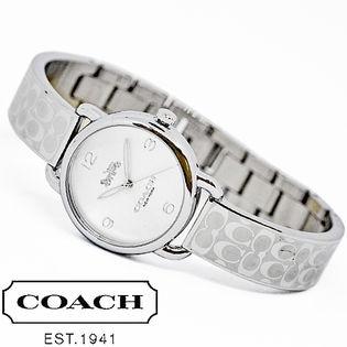 COACH コーチ腕時計 レディース DELANCEY