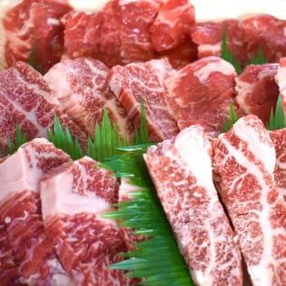 【450g】焼肉 炸 高級部位(カイノミ入り)1ポンドの焼肉・BBQセット