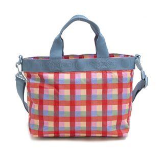 [LeSportsac] トートバッグ EVERYWHERE MED TOTE レッド系