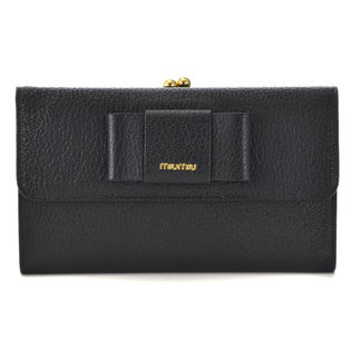 ミュウミュウ 折り畳み財布 5ME120 2EW7 F0002 色:NERO