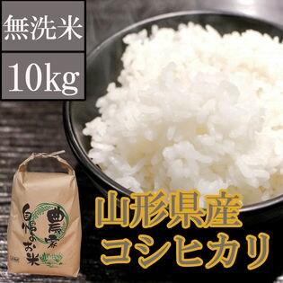 【10kg】山形県産コシヒカリ  令和2年度 無洗米