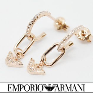 EMPORIO ARMANI エンポリオアルマーニ  ピアス EG3461221