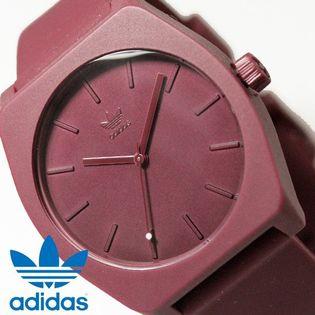 【ワイン】アディダス 腕時計  ADIDAS  プロセス-SP1