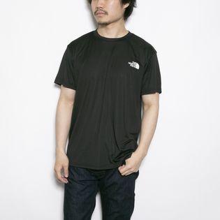 Lサイズ[THE NORTH FACE]Tシャツ M REAXION REDBOX TEE ブラック