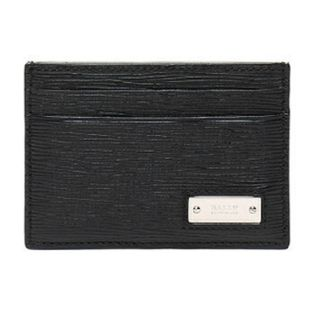 バリー カードケース BHAR BR 10 色:BLACK-ブラック
