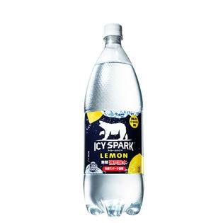 【6本】アイシー・スパーク フロム カナダドライ レモン PET 1.5L