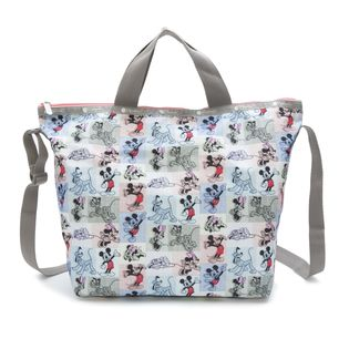 [LeSportsac]トートバッグ DELUXE EASY CARRY TOTE マルチ