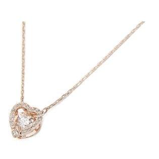 スワロフスキー ネックレス 5284188 SPARKLING 色:ROSE GOLD