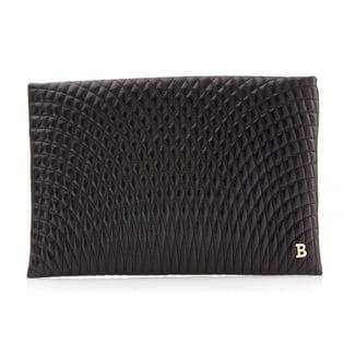 バリー クラッチバッグ SYRAL QT 00 色:BLACK-ブラック