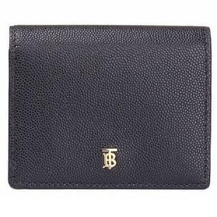 バーバリー カードケース 8025728 A1189 TB 色:BLACK-ブラック